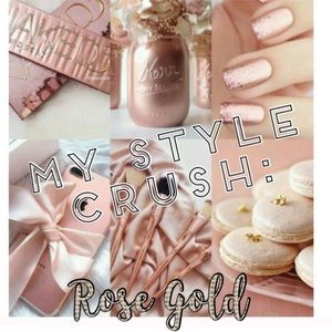 Accessories - MY STYLE CRUSH: Rose Gold Glam